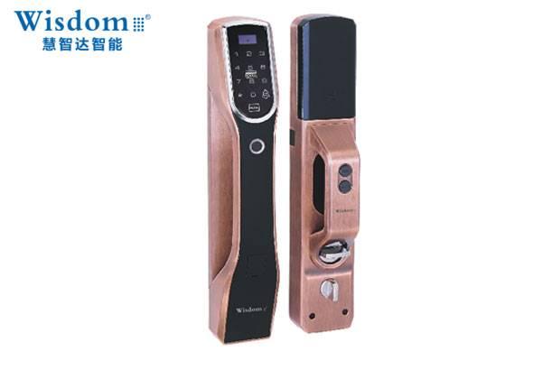 慧智达全自动指纹锁SH-A11